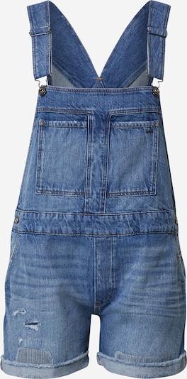 kék farmer G-Star RAW Kantáros nadrágok, Termék nézet