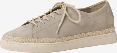 TAMARIS Sneaker in greige, Produktansicht