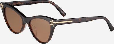 Stella McCartney Sonnenbrille in kastanienbraun / gold, Produktansicht