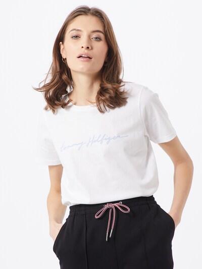 TOMMY HILFIGER Shirt 'Alissa' in weiß: Frontalansicht