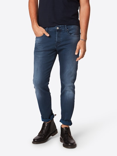 SCOTCH & SODA Jeans 'NOS Ralston - Concrete Blues' in blue denim, Modelansicht