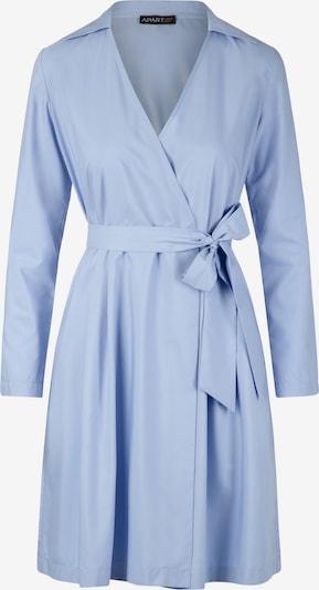 APART Wickelkleid in blau, Produktansicht