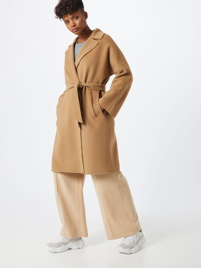 Weekend Max Mara Mantel 'Tanga' in camel, Modelansicht