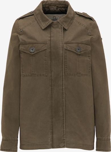 DREIMASTER Übergangsjacke in khaki, Produktansicht