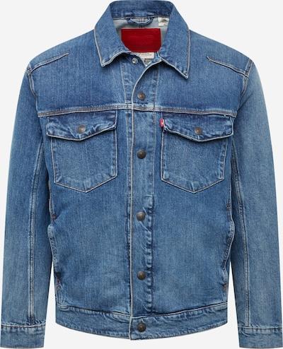 LEVI'S Jacke 'LEJ TRUCKER' in blue denim, Produktansicht