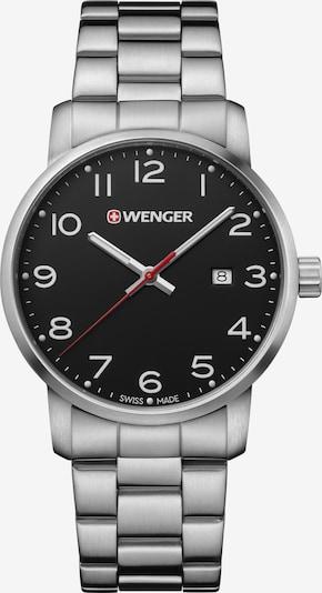 WENGER Analoog horloge 'Avenue' in de kleur Zilver, Productweergave
