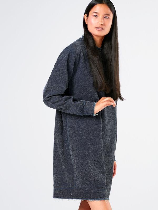 DIESEL Jeans Oversize Kleid 'LEYJA-NE'
