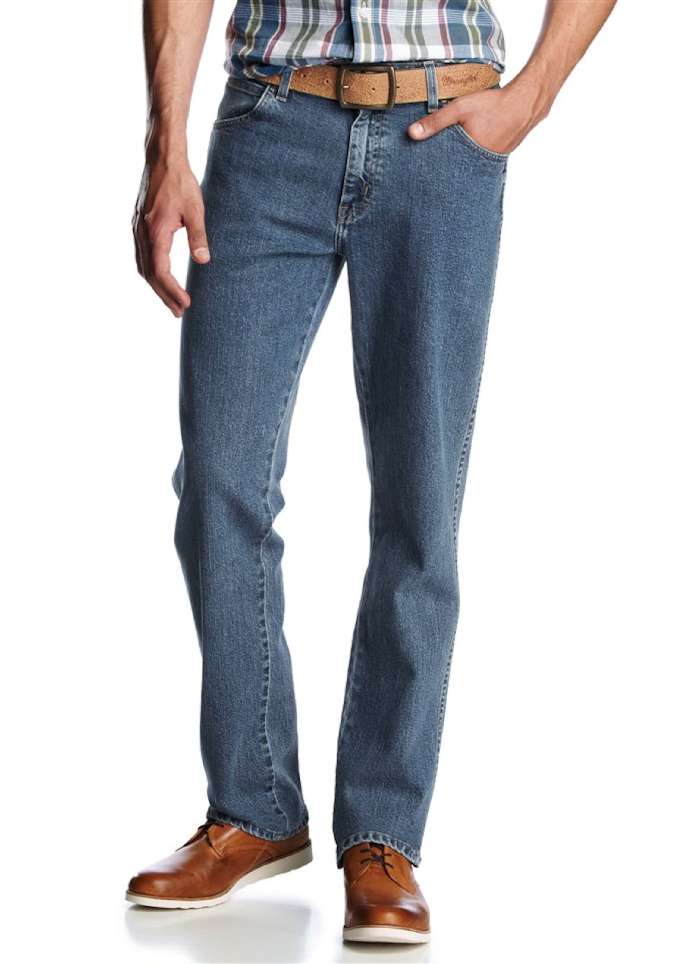 WRANGLER 5-Pocket-Jeans »Stretch« Billig Rabatt Authentisch Spielraum Sehr Billig xnGGwYRgB