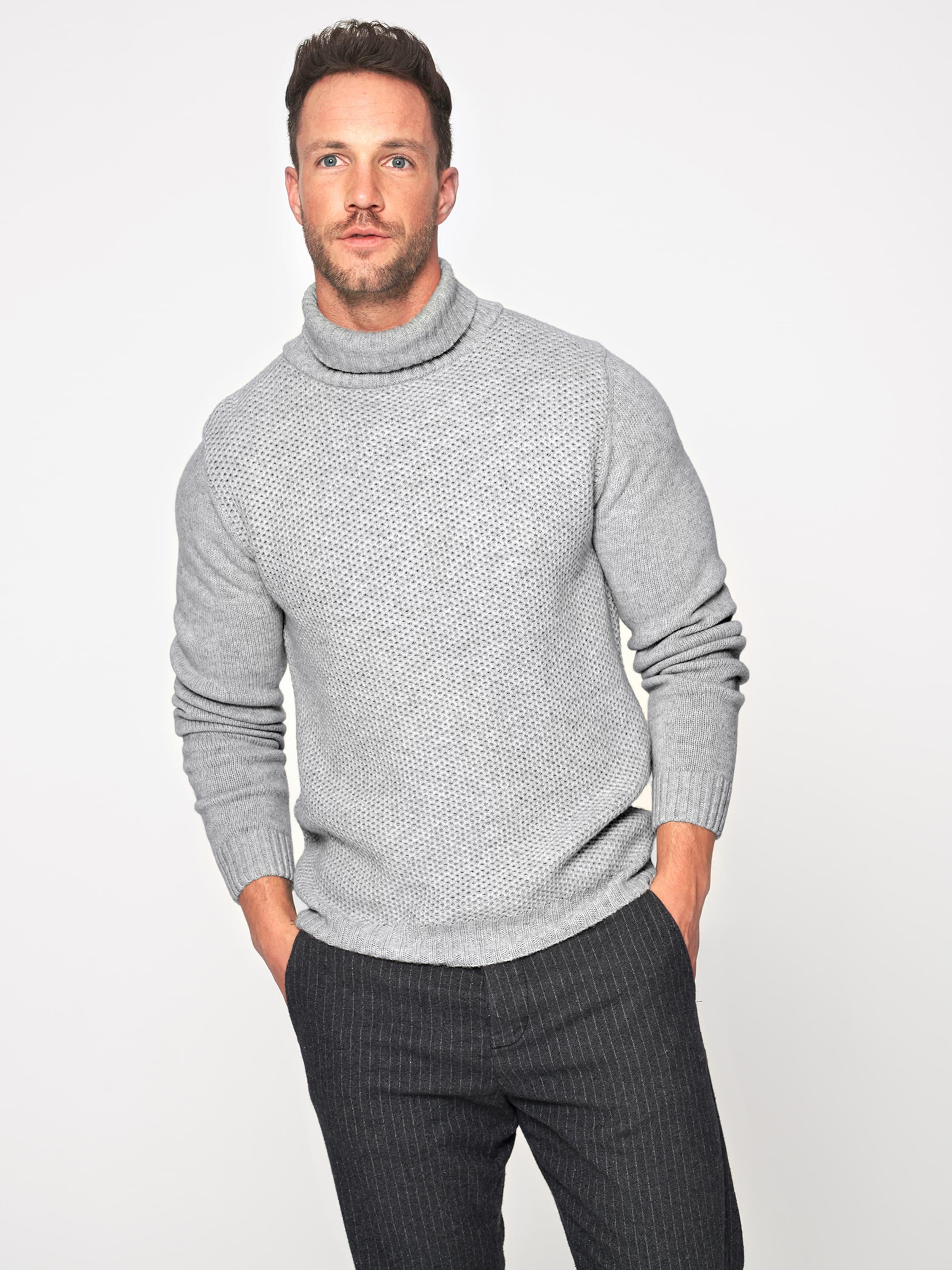 Kaschmir Fox X Magic About 'edin' You Mit Pullover Grau In tQshrd
