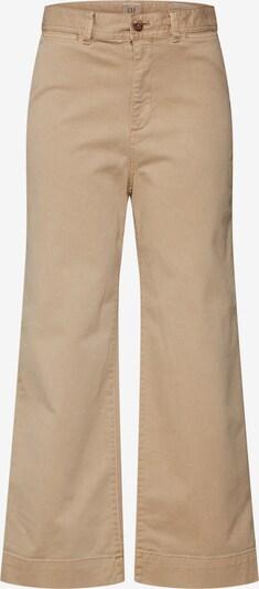 GAP Pantalon chino en beige clair: Vue de face