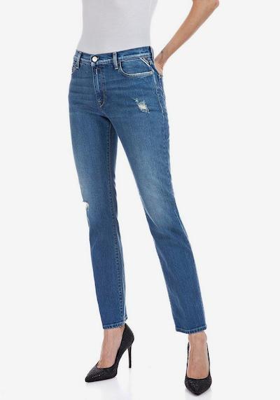 REPLAY Jeans 'Julye' in blue denim, Modelansicht
