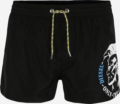 DIESEL Kratke kopalne hlače 'BMBX-SANDY 2.017 SW'   črna barva, Prikaz izdelka