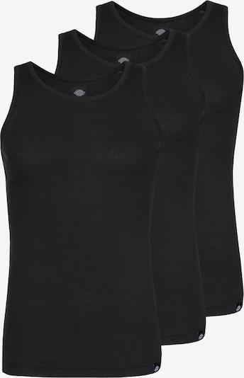 DICKIES T-Krekls 'Proof' pieejami melns: Priekšējais skats