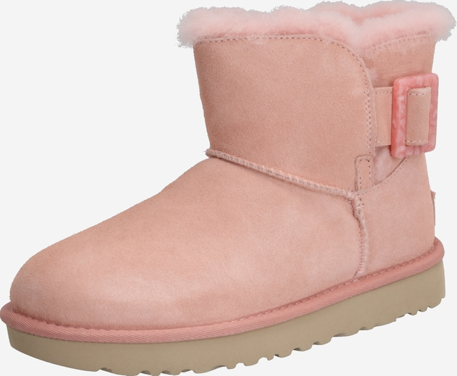 UGG Laarzen 'MINI BAILEY' in de kleur Pink / Rosa, Productweergave