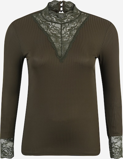 ONLY Carmakoma Shirt in de kleur Spar, Productweergave