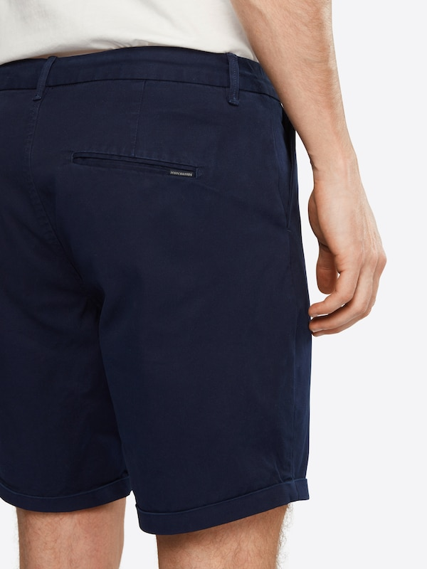 SCOTCH & SODA Shorts 'Classic chino short in stretch cotton twill quality'