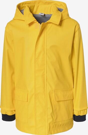 PETIT BATEAU Regenjacke in limone, Produktansicht