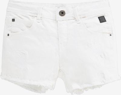 TUMBLE N' DRY Shorts 'Benja' in weiß, Produktansicht