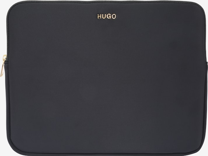 HUGO Laptop Tasche 'Megan Laptop C 10196283 01' in schwarz, Produktansicht