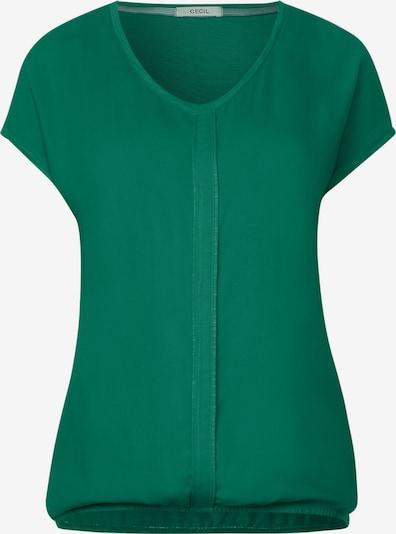 CECIL Shirt 'Indra' in grün, Produktansicht
