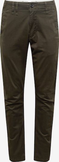 G-Star RAW Chino 'Vetar slim' in khaki: Frontalansicht