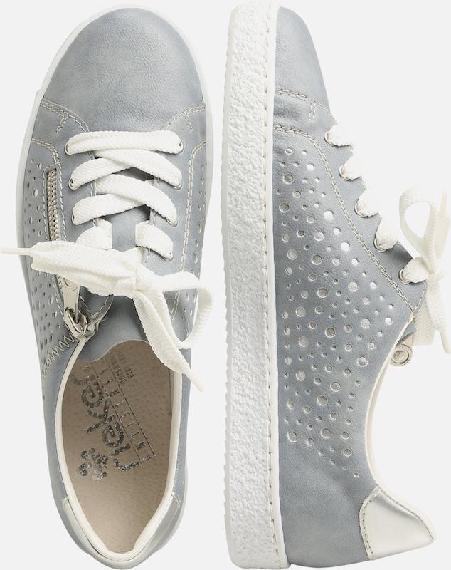 RIEKER Sneaker 'Stones' in rauchblau | ABOUT YOU J7NNQ