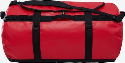 THE NORTH FACE Reisetasche 'Base Camp Duffel' in rot / schwarz, Produktansicht