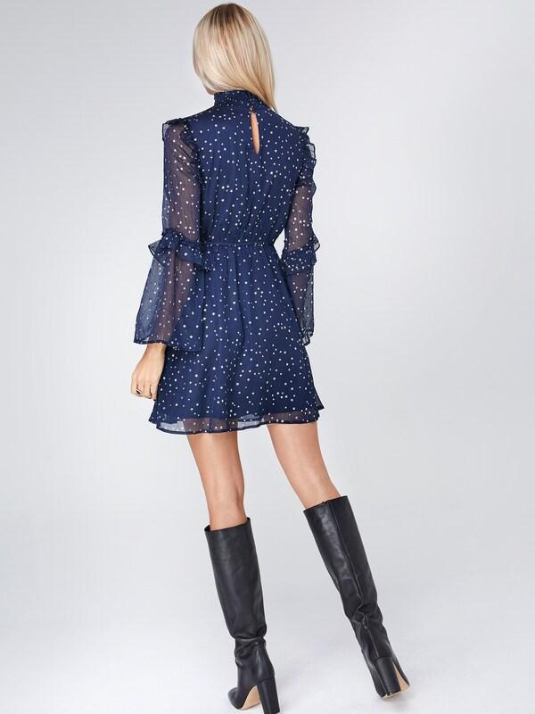 Gercke Robe 'charlotte' By Lena Bleu Leger En 0wP8OXNknZ