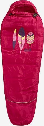 JACK WOLFSKIN Schlafsack 'GROW UP' in pink, Produktansicht