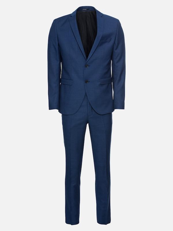 jack jones anzug 39 jpr solaris 39 in dunkelblau about you. Black Bedroom Furniture Sets. Home Design Ideas