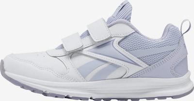 REEBOK Sportshuhe in rauchblau / weiß: Frontalansicht