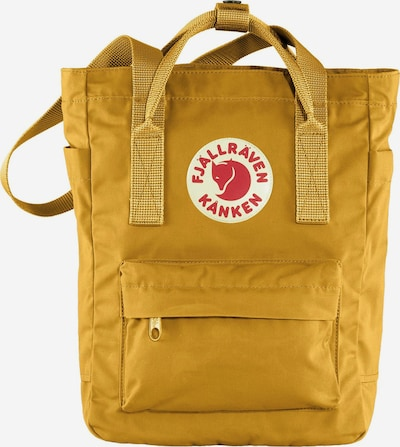 Fjällräven Rucksack 'Kanken' in goldgelb, Produktansicht