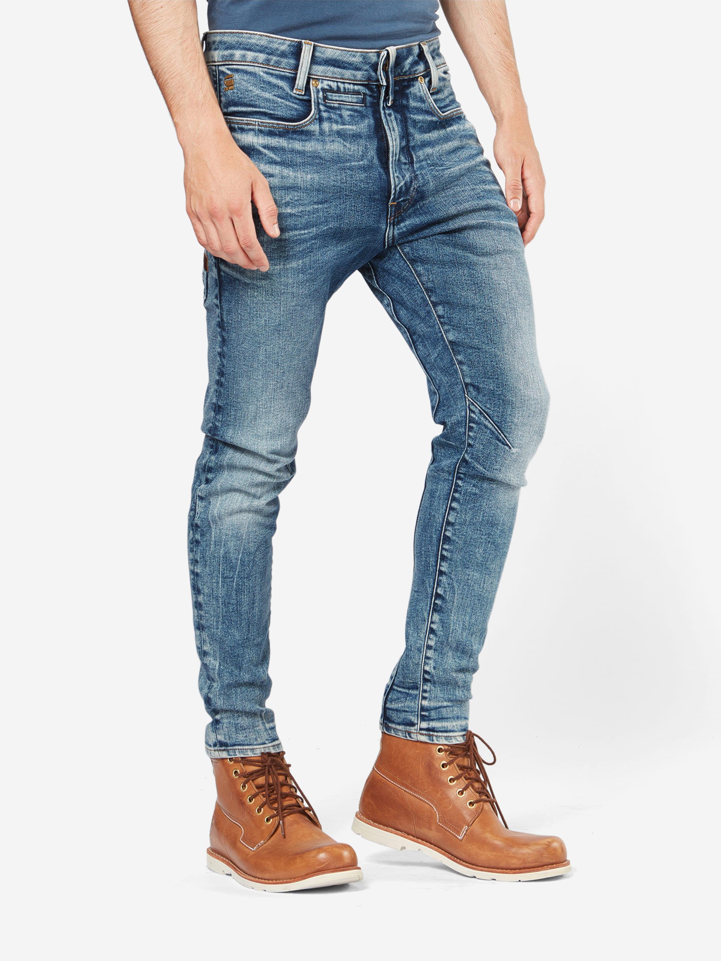 G-STAR RAW 'D-Staq 3D Super Slim jeans' Spielraum Bester Ort cXQHBNL