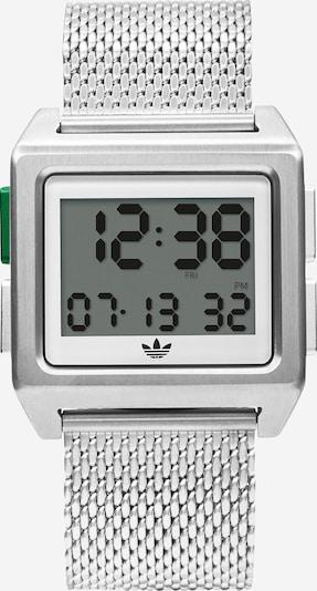 ADIDAS ORIGINALS Uhr 'Archive_M1' in silber, Produktansicht