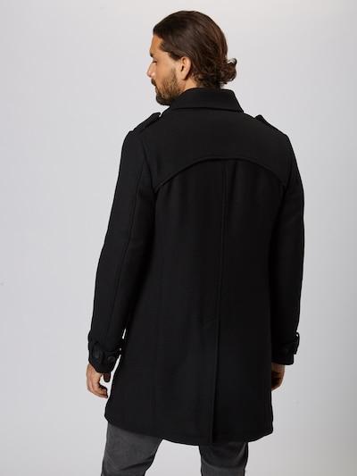 fekete DRYKORN Átmeneti kabátok 'SKOPJE': Hátulnézet