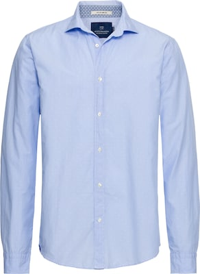 SCOTCH & SODA Hemd 'RELAXED FIT- Chic classic longsleeve shirt'