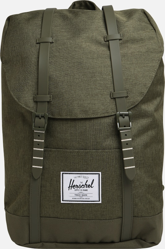 'retreat' Dos En Sac Herschel Olive À 0kwP8nO