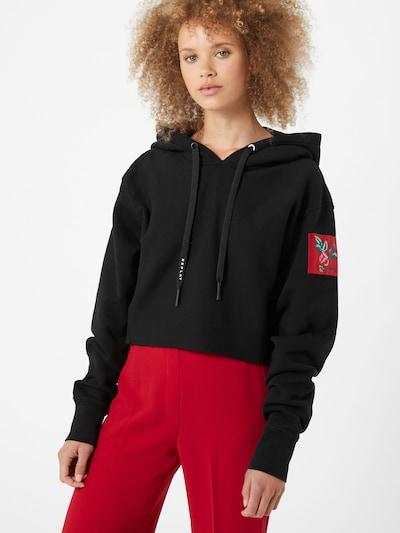 vegyes színek / fekete REPLAY Tréning póló: Elölnézet