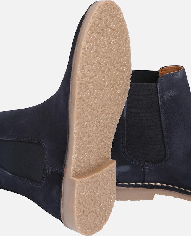 En Bleu Boots 'bette' Marine Chelsea 4Rj5LASc3q