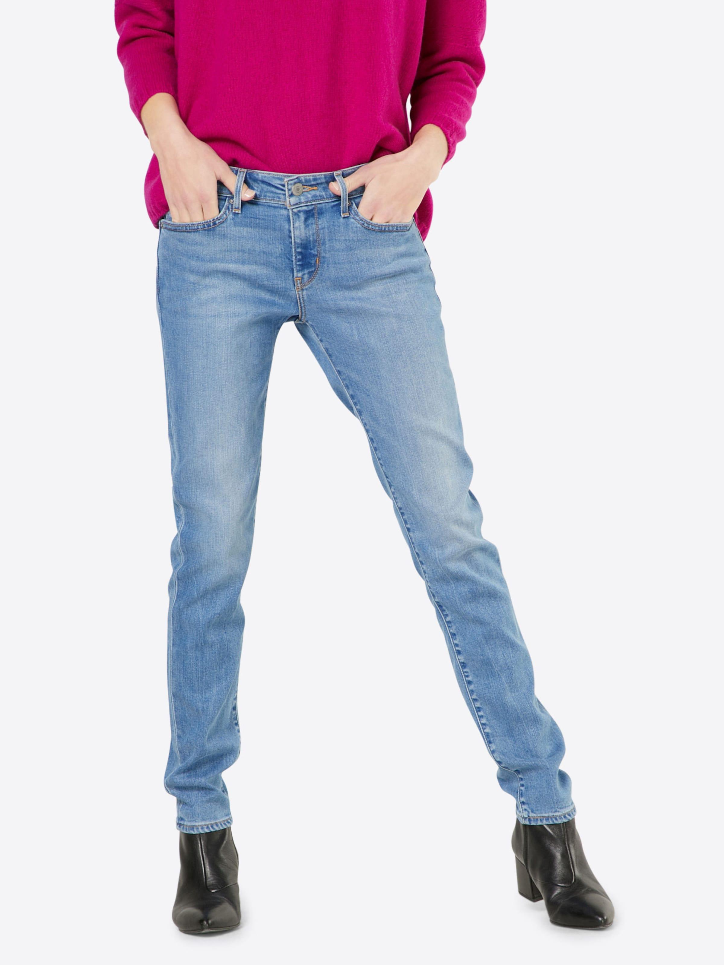 In '711' Jeans Blue Denim Levi's Yb7gyvf6