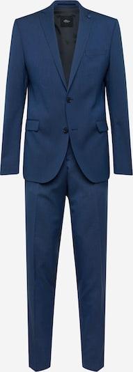 s.Oliver BLACK LABEL Odijelo u mornarsko plava, Pregled proizvoda