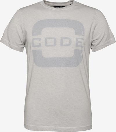CODE-ZERO T-Shirt 'Foresail' in grau, Produktansicht