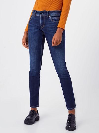 Pepe Jeans Džinsi 'NEW BROOKE' pieejami zils džinss: Priekšējais skats