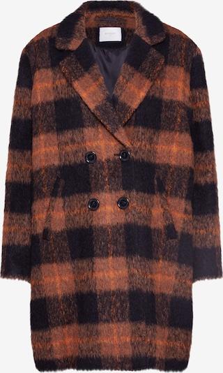 Rudeninis-žieminis paltas 'Beanuba' iš BE EDGY , spalva - ruda / juoda, Prekių apžvalga