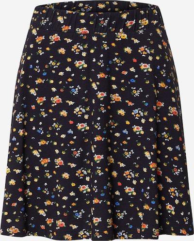 ABOUT YOU Nederdel 'Marit' i mørkeblå / blandingsfarvet, Produktvisning