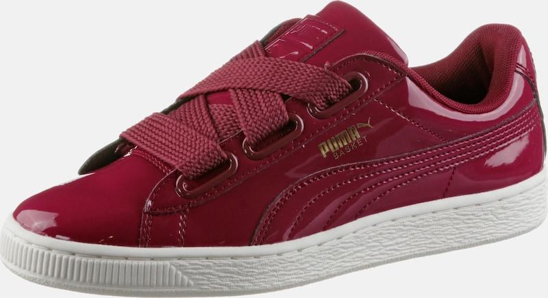 PUMA   Sneaker 'Basket Heart Patent'