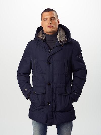 JOOP! Veste d'hiver '17 JO-70Hoover 10001899' en bleu foncé: Vue de face