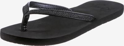 ROXY Sandalias de dedo 'NAPILI II J' en negro, Vista del producto