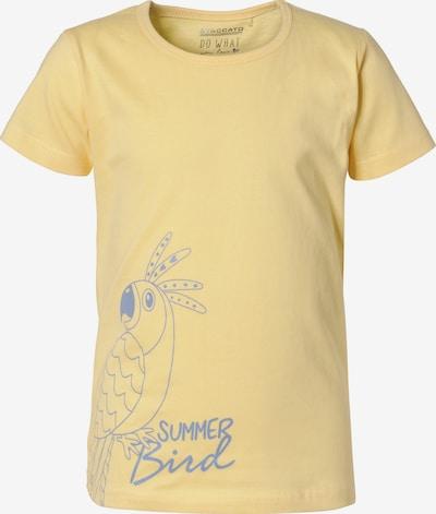 STACCATO T-Shirt in blau / gelb, Produktansicht