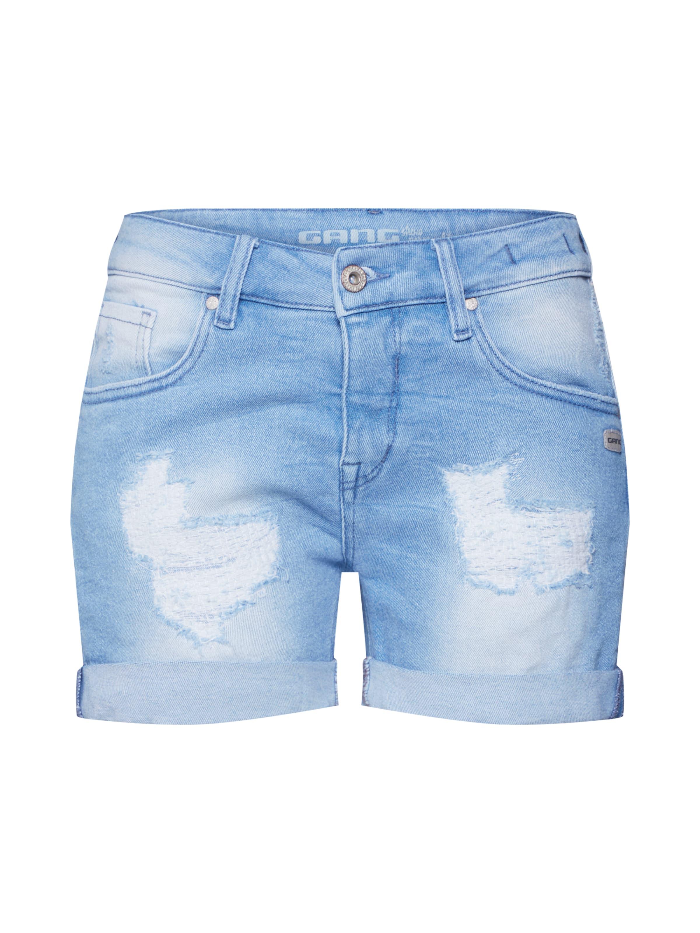 Gang In 'orseta' Shorts Blue DenimHellblau ZkwXiOPuT